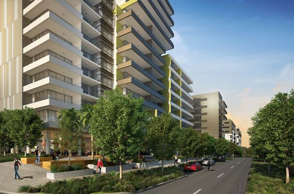 Macquarie Park Village, Macquarie Park