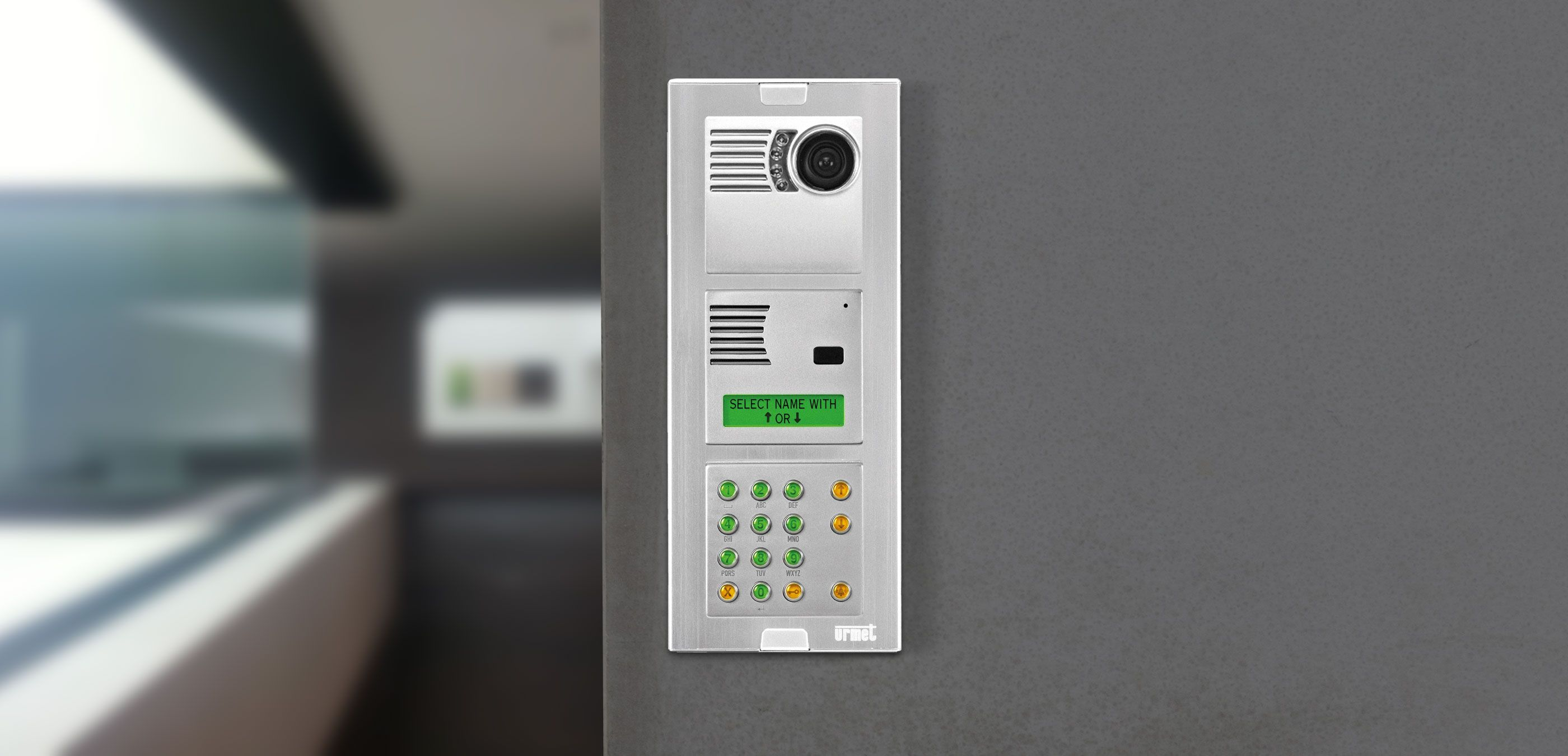 Urmet Australia Security Intercoms Surveillance Automation Urmet Intercoms